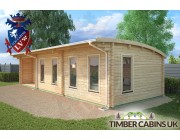 Log Cabin Highland 10.5m x 4m 003