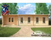 Log Cabin Highland 10.5m x 4m 004