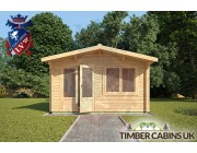 Log Cabin Huntingdonshire 4m x 4m 003