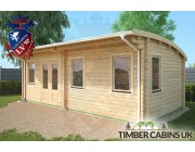 Log Cabin Kingston-upon-Hull 7m x 3.5m 002