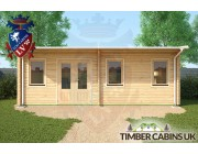 Log Cabin Kingston-upon-Hull 7m x 3.5m 003