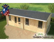 Log Cabin Kingston-upon-Hull 7m x 3.5m 004