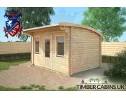 Log Cabin Kirklees 4m x 3m 003