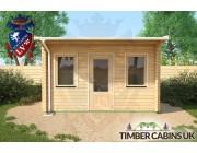 Log Cabin Kirklees 4m x 3m 004