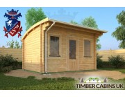 Log Cabin Kirklees 4m x 3m 002