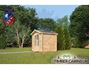 Log Cabin Knowsley 2m x 2m 002