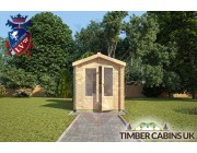 Log Cabin Knowsley 2m x 2m 003