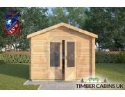 Log Cabin Lancaster 3m x 3m 003