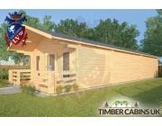 Log Cabin Lancaster 5m x 13m 002