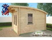 Log Cabin Leeds 2.5m x 3.5m 003