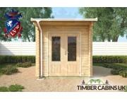 Log Cabin Leeds 2.5m x 3.5m 004