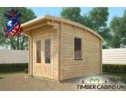 Log Cabin Leeds 2.5m x 3.5m 002