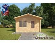 Log Cabin Lincolnshire 4m x 5m 003