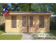 Log Cabin Lisburn 4.75m x 2.95m 003
