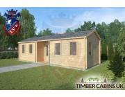 Log Cabin Longton 9m x 3m 002