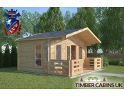 Log Cabin Lune Valley 5m x 3m 001