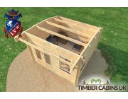 Log Cabin Manchester 3.5m x 3.5m 005