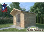 Log Cabin Manchester 3m x 2.5m 002