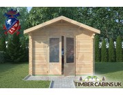 Log Cabin Manchester 3m x 2.5m 003