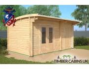 Log Cabin Milton Keynes 5m x 3m 001