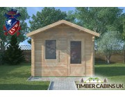 Log Cabin Morecambe 3m x 2.5m 003
