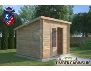 Log Cabin Nelson 3m x 2.5m 001