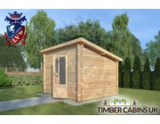 Log Cabin Nelson 3m x 2.5m 002