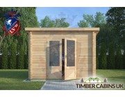 Log Cabin Nelson 3m x 2.5m 003