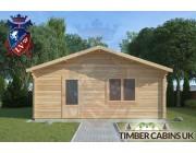 Log Cabin Newburgh 6m x 6m 003