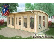 Log Cabin Newcastle-upon-Tyne 6.5m x 3.5m 002