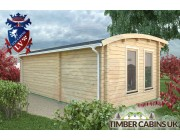 Log Cabin Newcastle-upon-Tyne 6.5m x 3.5m 003