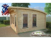Log Cabin North Lanarkshire 4m x 4m 002