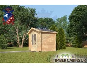 Log Cabin North Lincolnshire 2.6m x 2m 002