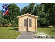 Log Cabin North Lincolnshire 2.6m x 2m 003