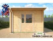 Log Cabin Northampton 3.5m x 4.5m 003
