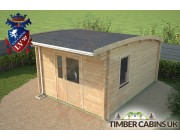 Log Cabin Northampton 3.5m x 4.5m 004