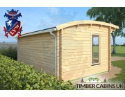 Log Cabin Nottingham 6.5m x 3.5m 003