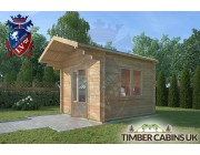 Log Cabin Oldham 3m x 3m 002