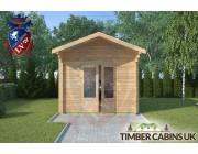 Log Cabin Oldham 3m x 3m 003