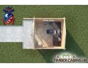 Log Cabin Oldham 3m x 3m 004