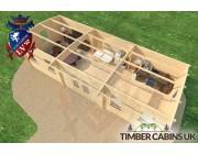 Log Cabin Oldham 9.5m x 4m 004