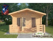 Log Cabin Ormskirk 4m x 11.5m 003