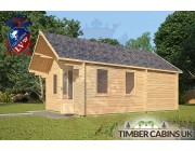 Log Cabin Peterborough 4.5m x 6m 002
