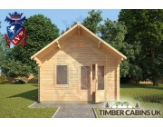 Log Cabin Peterborough 4.5m x 6m 003