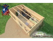 Log Cabin Plymouth 5.5m x 3.5m 005