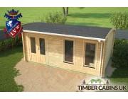 Log Cabin Plymouth 5.5m x 3.5m 004
