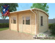 Log Cabin Portsmouth 5m x 3m 002