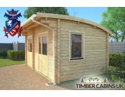 Log Cabin Portsmouth 5m x 3m 003
