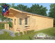 Log Cabin Quernmore 5m x 9m 002
