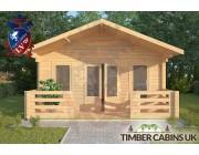Log Cabin Quernmore 5m x 9m 003